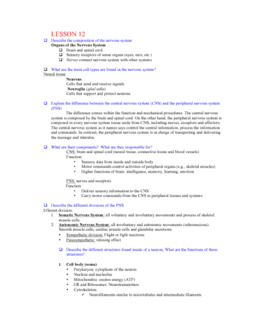 bsc-2085-lecture-12-lesson-12-notes1