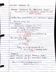 CIV 305 Lecture 10: CIV 305 Lecture 10