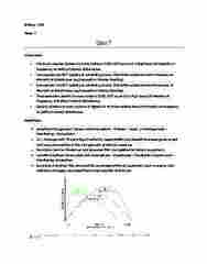 BIOL 1070 Study Guide - Quiz Guide: Boreal Ecosystem, Intermediate Disturbance Hypothesis, Alpha Diversity