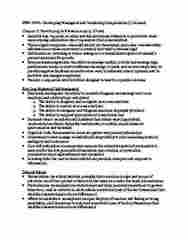 HROB 3100 Chapter Notes - Chapter 1-4: Golden Rule, Employee Benefits, Stereotype