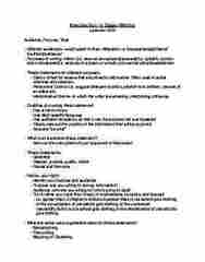 ENG 1100 Lecture Notes - Lecture 1: Thesis Statement, List Of Fables Characters, Semicolon