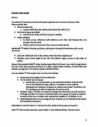 pol208y5-midterm-pol208-midterm-study-guide