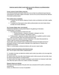 CMN 2101 Chapter Notes - Chapter 12: Statistical Significance, Descriptive Statistics, Pilot Experiment