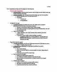 CMST 470 Chapter Notes - Chapter 10: Competitor Analysis, Tacit Knowledge, Interpersonal Communication
