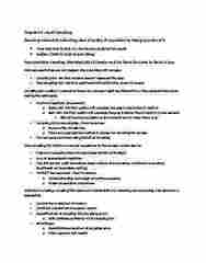 ACCO 450 Chapter Notes - Chapter 10: Audit Risk, Confidence Interval, Audit Evidence