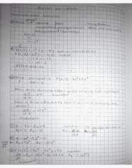 MAC 2233 Lecture Notes - Lecture 17: Partial Derivative