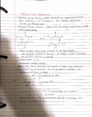 CHEM103 Lecture Notes - Lecture 15: Covalent Bond, Benzene, Sodium Perborate
