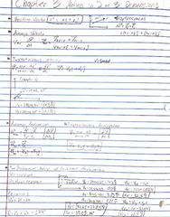 PHY 122 Lecture 3: Chapter 3 Notes and Examples