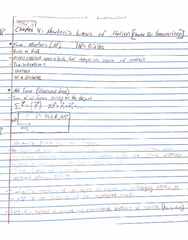 PHY 122 Lecture 4: Chapter 4 Notes and Examples
