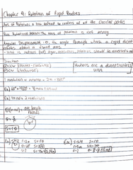 PHY 122 Lecture Notes - Lecture 9: Linear Motor, Tecos F.C.