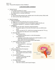 PSYC 333 Chapter Notes - Chapter 7: Pituitary Gland, Thyroid, Reticular Formation