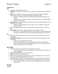 PSYC 3490 Chapter Notes - Chapter 4: Urinary Incontinence, Stress Incontinence, Pattern Hair Loss