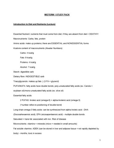 nfs284h1-midterm-nfs284-midterm-1-study-pack