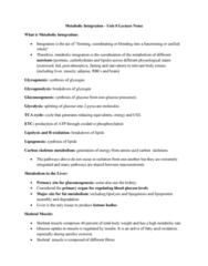 NUTR 3210 Lecture Notes - Lecture 8: Adrenal Medulla, Glycerol, Glycogen