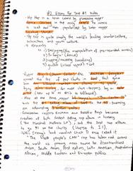 MUSI 2520 Quiz: #2 essay notes