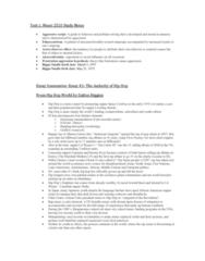 MUSI 2520 Study Guide - Midterm Guide: The Marshall Mathers Lp, Lovebug Starski, Jay Z