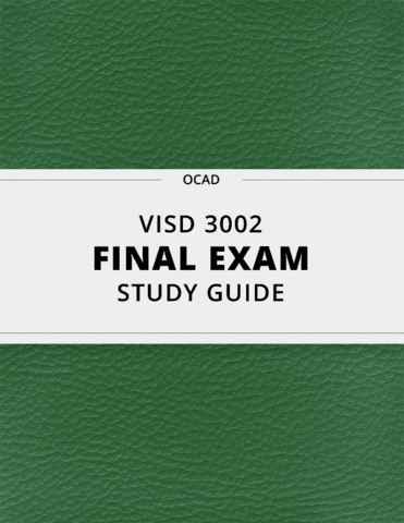 proj410 final exam study guide This is the study guide for the nal exam it says what it does: to guide you with your studying for the exam the terms in boldface are more im-portant than others, so make sure to study them in detail.