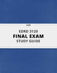 EDRD 3120 Study Guide - Comprehensive Final Guide: Consciousness Raising, Transformative Learning, Pedagogy Of The Oppressed