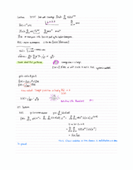 SFWRENG 2AA4 Lecture Notes - Lecture 8: Linear Time-Invariant Theory