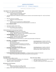 PSY 3105 Lecture Notes - Lecture 10: Binge Drinking, Suicidal Ideation, Learned Helplessness