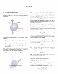 Textbook Guide Physics: Kinematics, Moment Of Inertia, Ob River