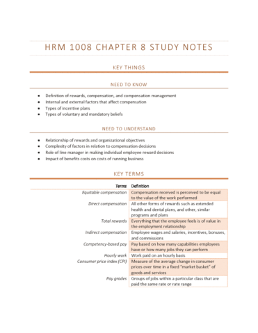 hrm-1008-chapter-8-hrm-1008-chapter-8-study-notes