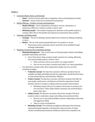 MGMA01H3 Lecture 1: Chapters 1 to 8 Notes