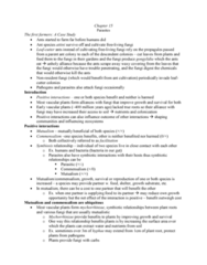 BIOB50H3 Lecture Notes - Lecture 15: Limiting Factor, Myosotis, Goby