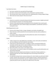 BIOB50H3 Lecture Notes - Lecture 25: Denitrification, Sulfur, Bird Migration