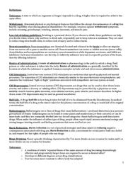 HLTH 237 Final: HLTH 237 Exam Notes