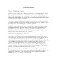 ISCI 2A18 Lecture Notes - Lecture 5: Cenote, Megabat, Smart Guy