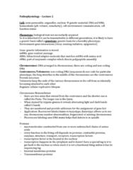 HSS 3505 Lecture Notes - Lecture 2: Epigenetics, Fluorescent Tag, Noncoding Dna