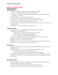 PSYCH 1X03 Study Guide - Final Guide: Retina, Counterargument, Murder Of Kitty Genovese