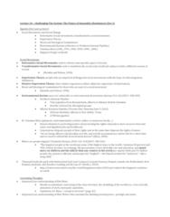 SOCIOL 2R03 Lecture Notes - Lecture 18: Keystone Pipeline, Enbridge Northern Gateway Pipelines, Deskilling