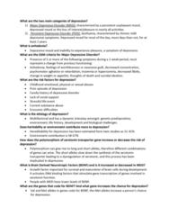 2LA2 Lecture Notes - Lecture 5: Transferase, Main Source, Mania
