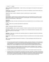 PSY 505 Final: Print - PSY chapter reviews