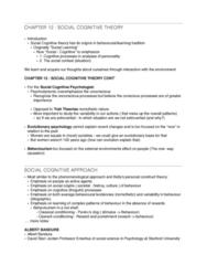 PSY 505 Chapter Notes - Chapter 11: Aaron T. Beck, Tim Hortons, Gestalt Psychology