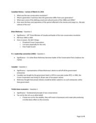 HIST 1300 Lecture Notes - Lecture 10: Premarital Sex, Safe Sex, Multiple Sex Partners