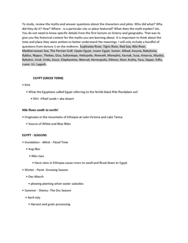 Hist 202 midterm study guide