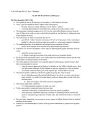 HIST 8B Chapter Notes - Chapter 8: Industriales, Latifundium, Economic Liberalism