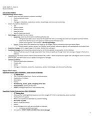 NUR 411 Study Guide - Final Guide: Antiplatelet Drug, Infection, Cerebral Veins