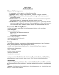 NURS 302 Study Guide - Final Guide: Nursing Interventions Classification, Pattern Formation, Quality Assurance