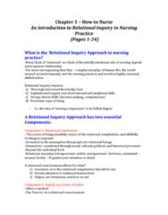 NURS 304 Study Guide - Final Guide: Health Promotion, Interrupt