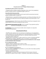 NURS 304 Study Guide - Final Guide: Heterosexism, Neocolonialism, Social Forces