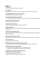SOC 248 Study Guide - Midterm Guide: Offshoring, Skill, Double Burden
