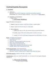 BMS 212 Lecture Notes - Lecture 3: Gram-Positive Bacteria, Ribosomal Rna, Cytosine