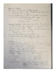 PHYS 111L Final: Phys 111L Exam Notes