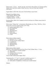 ANTA01H3 Study Guide - Final Guide: Archaic Humans, Homo Erectus, Neanderthal