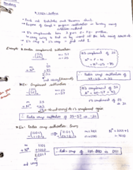 COMPENG 2DI4 Lecture 2: lecture 2-complement subtraction