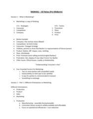 MGMA01H3 Study Guide - Midterm Guide: Mastercard, Information System, Transact
